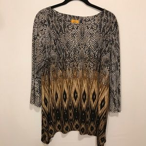 Ruby Rd blouse size Petite Large
